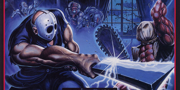 The Splatterhouse Franchise – Horrifying Fun