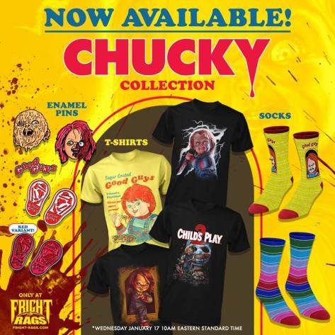 Fright Rags Chucky