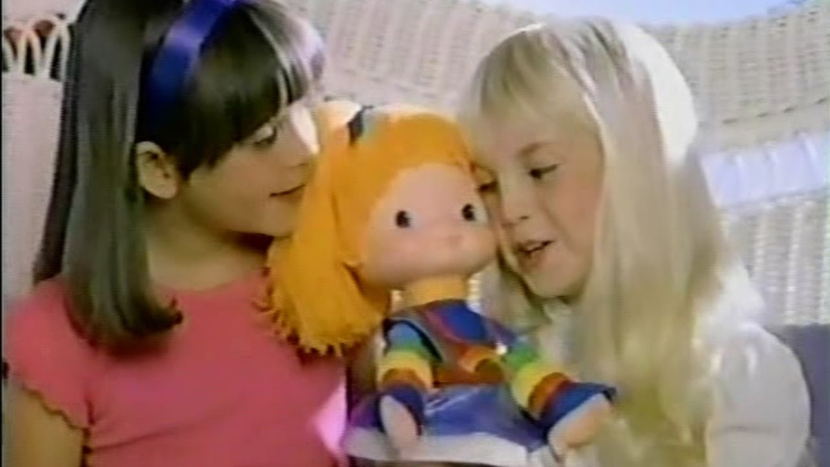 In-Between Poltergeist, Heather O' Rourke Charmed Us With Rainbow Brite Commercials