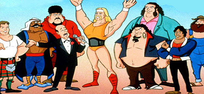 Retro Saturday Morning: Hulk Hogan's Rock 'n' Wrestling