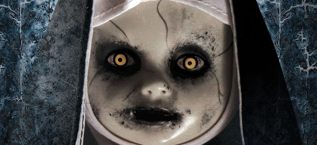 The Conjuring Nun Doll Added to Living Dead Doll Series