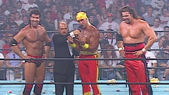 Hulk Hogan is Here: The Greatest Heel Turn in Wrestling History