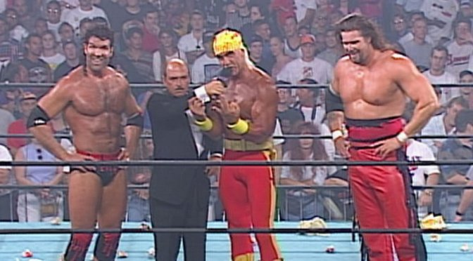 Hulk Hogan is Here: The Greatest Heel Turn in Wrestling History