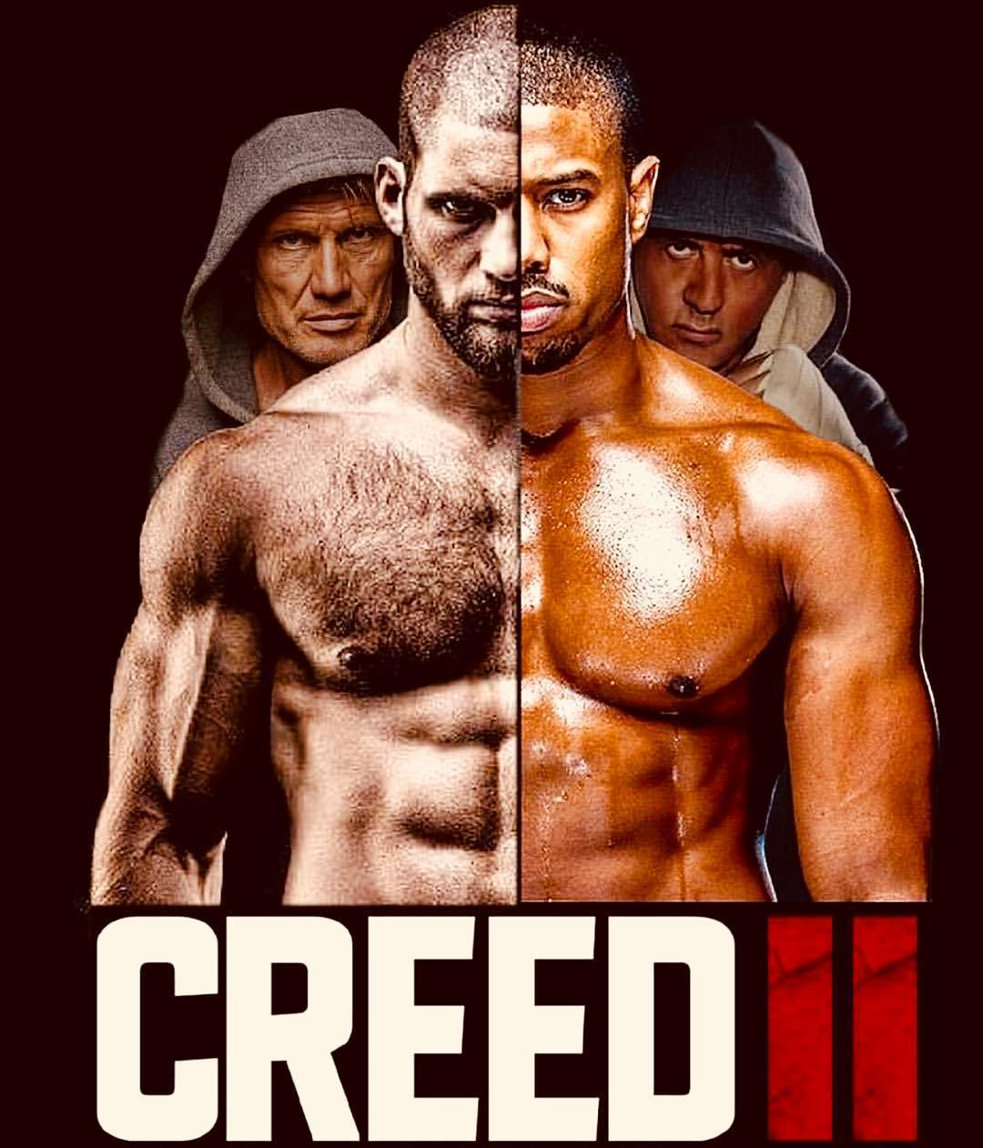 creed 2 poster