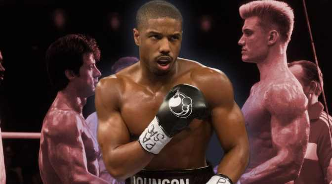 "Stallone Reveals Epic ""Creed 2"" Poster With Ivan Drago and Son!"