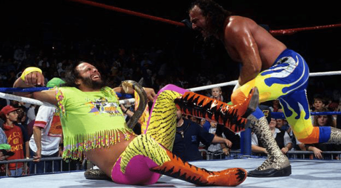 That Moment in WWE Wrestling History That Scared Every Kid Watching- Macho Man snake bite