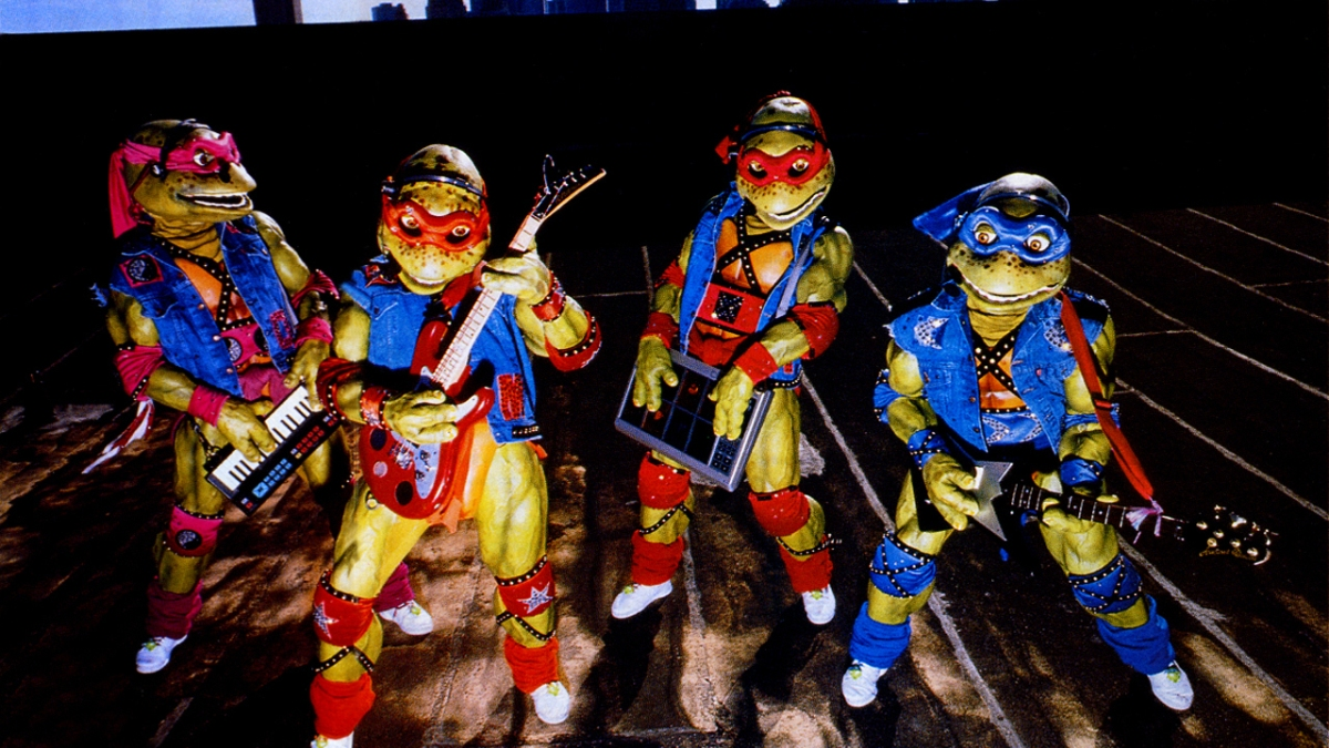 [Video] Teenage Mutant Ninja Turtles Coming Out of Their Shells on Oprah