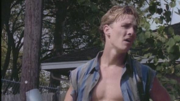 [Video] When Matthew McConaughey Made His Shirtless Debut on 'Unsolved Mysteries'