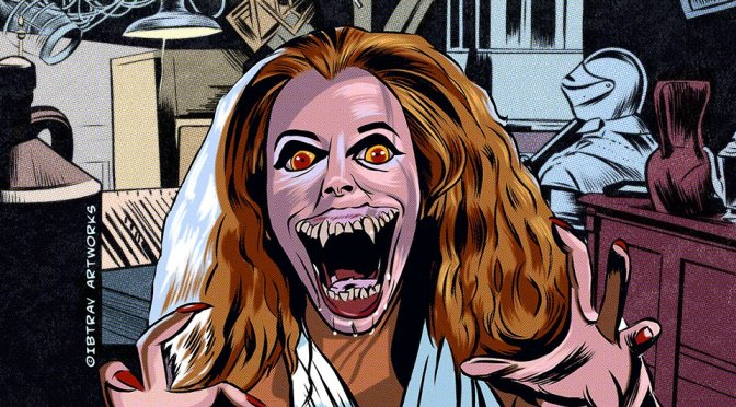 "Tom Holland Announced He's Writing ""Fright Night 3"" and Bringing Back the Comic Series!"