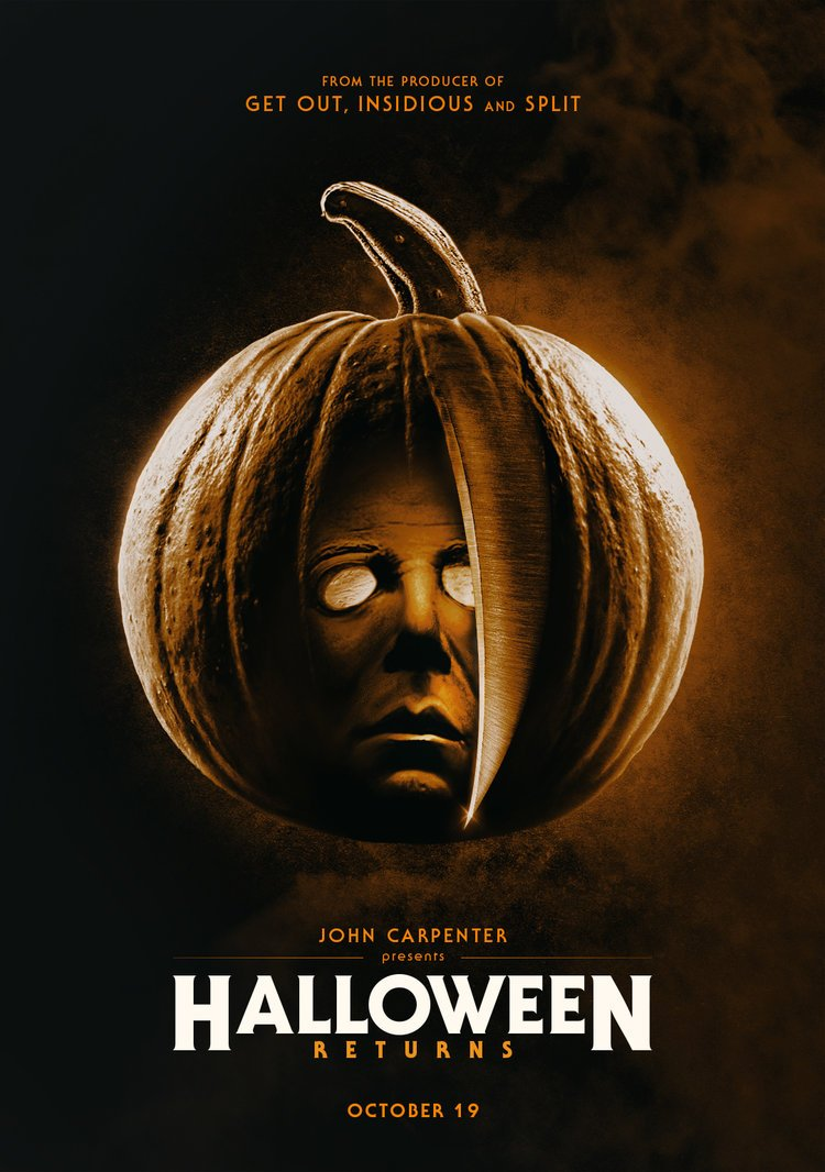 Halloween Movie Poster 2018.Halloween 2018 Will Pay Homage To Every Other Halloween Movie