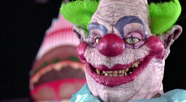 "Arrow Video March Releases Include 30th Anniversary Edition of ""Killer Klowns From Outer Space"" and Many More!"