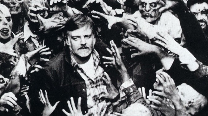 March to the Grave: The Dual Vision of Romero and Fulci