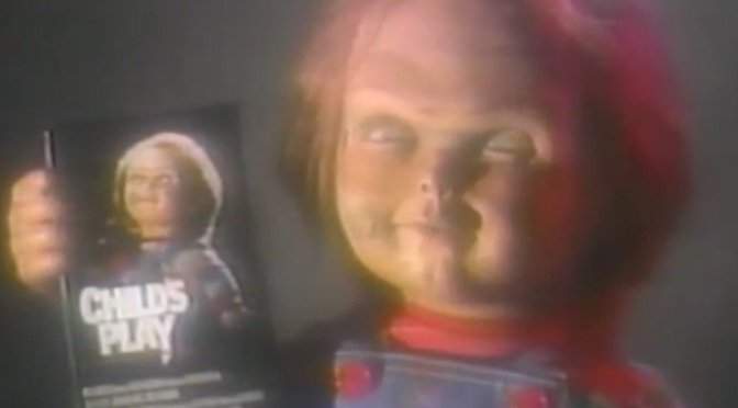 "The Rare ""Child's Play"" VHS Screener Footage From 1989"