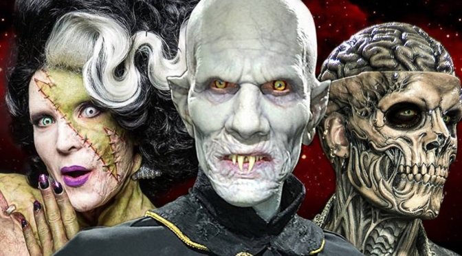 Monsterpalooza 2018 – A Celebration of Horror at its Finest
