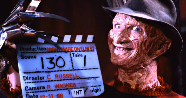 Robert Englund's Rare, Unedited Interview as Freddy Krueger From 'Dream Warriors' Set