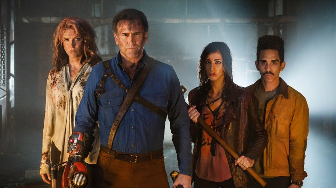 Memories Won't Fade even as Ash vs Evil Dead Says Goodbye