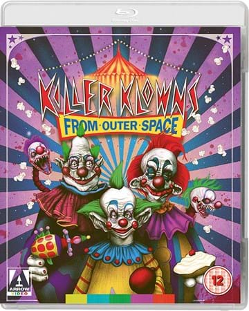 killer klowns arrow