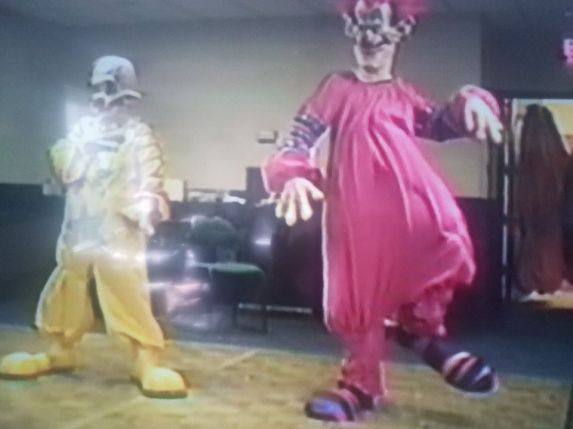 killer klowns audition