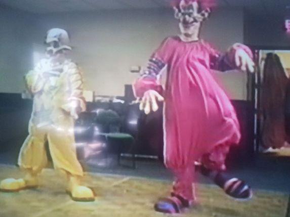 killer klowns audition