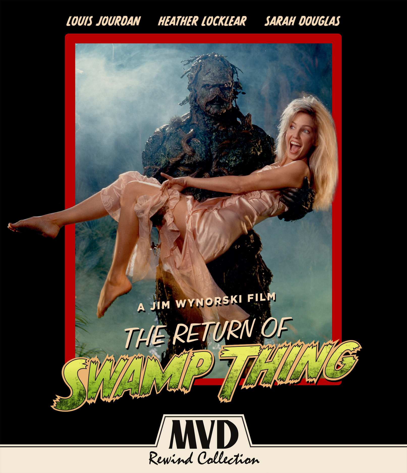 """""""Return of Swamp Thing"""" Blu-Ray and More Coming to the MVD Rewind Collection"""