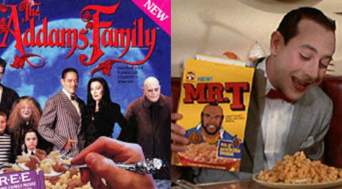 Classic Commercials: Discontinued Cereals That You May Have Forgot Actually Existed