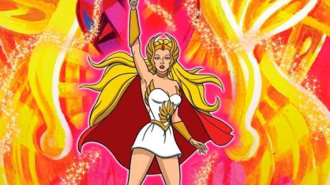 Netflix Releases First Look at She-Ra and the Princesses of Power Series!