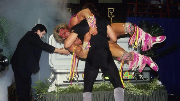 That One Time We All Thought The Undertaker Killed The Ultimate Warrior