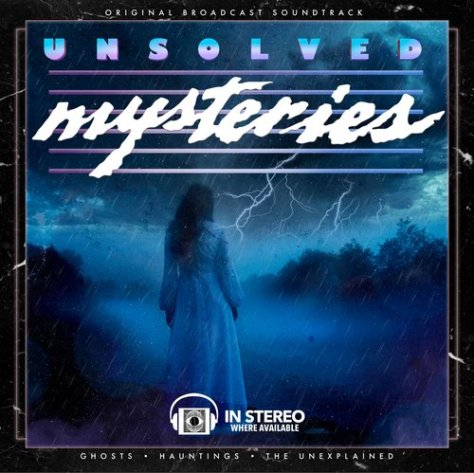 "For the First Time Ever, We're Getting an AWESOME ""Unsolved Mysteries"" Vinyl From Terror Vision"