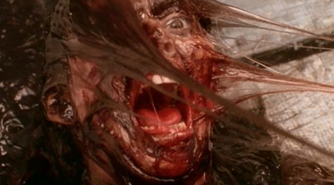"Creature Features: The Mucho-Ecological, Man-Eating Lake Blob From ""Creepshow 2"""