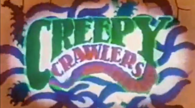 The Long Lost Creepy Crawlers Cartoon You Probably Forgot About