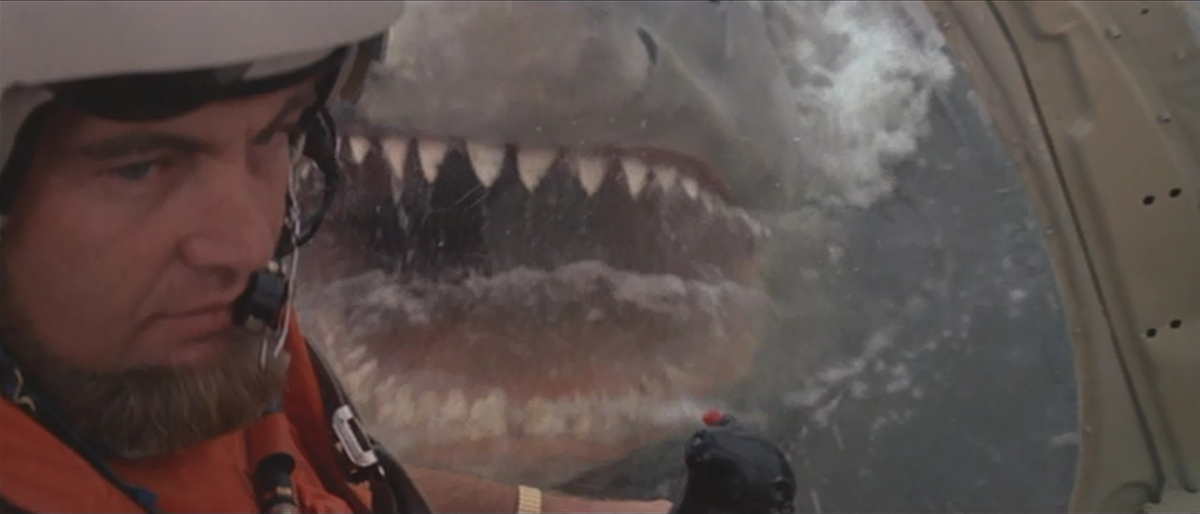 "As ""JAWS 2"" Turns 40, Let's Look At the Rare, Extended Helicopter Attack Scene!"