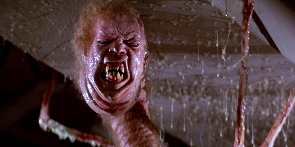 Creature Feature: The Skeevie Inducing Norris-Thing