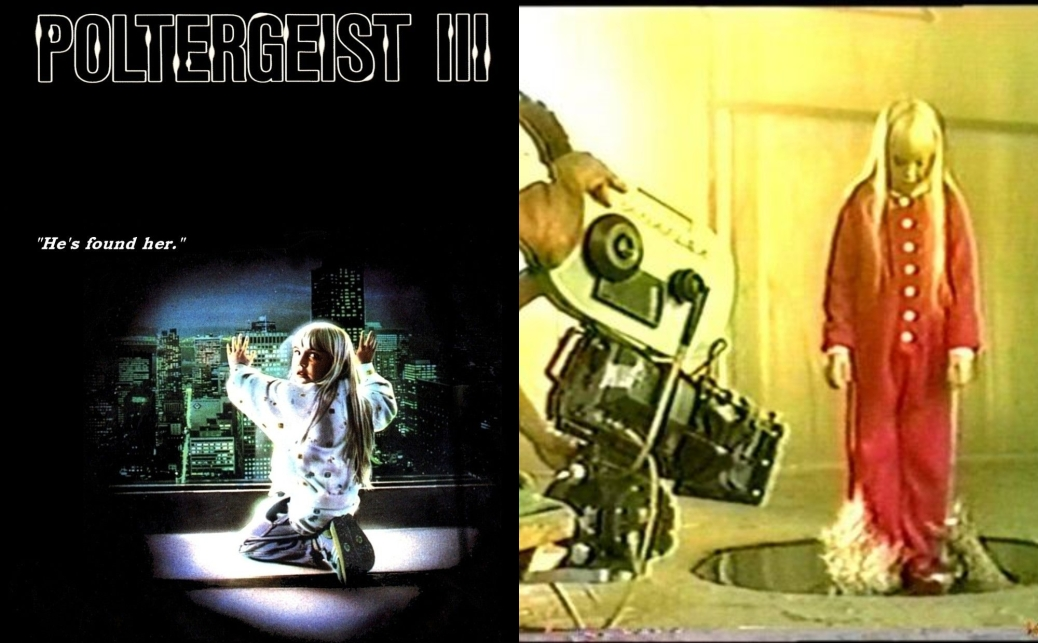 "{Video} Behind the Scenes VHS Retail Promo For ""Poltergeist III""!"