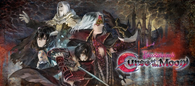 Bold Return to Retro Gaming - 'Bloodstained: Curse of the Moon'