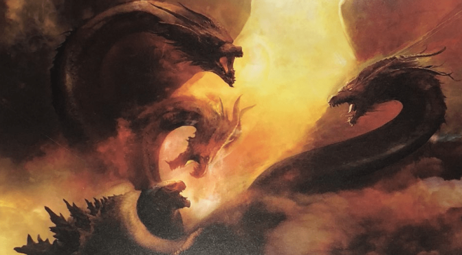 Old School Kaiju Fans Rejoice! Newest 'GODZILLA: King of the Monsters' Trailer and Images Reveal Some Titanic Icons!