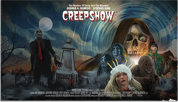 Shout Factory Just Made My Day – 'CREEPSHOW Collector's Edition' to be Released!