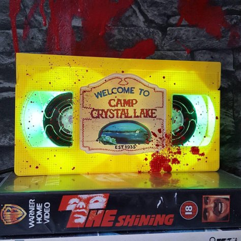 crystal lake vhs