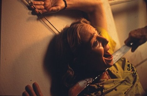Celebrate Friday the 13th With These Behind The Scenes Offscreen Death Photos of Claudette!