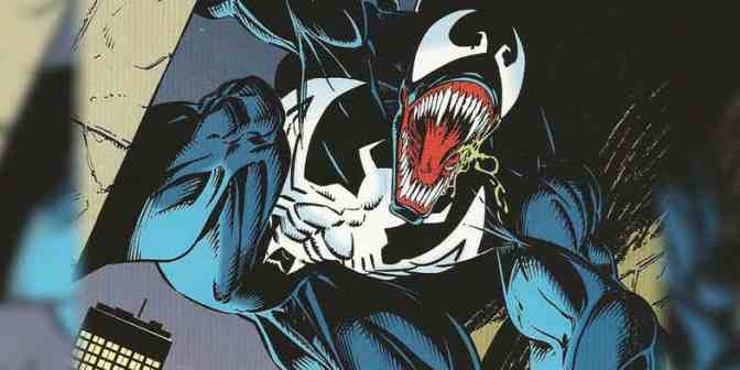 Could Both of VENOM's Origins Be Featured in Upcoming Movie?