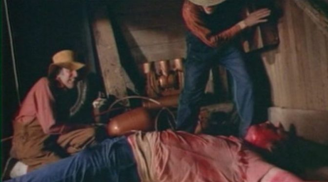 WTF Am I Watching: Invasion of the Blood Farmers (1972)