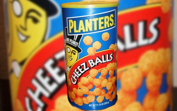 Dear Mr. Peanut, Where Are My Planters Cheez Balls?