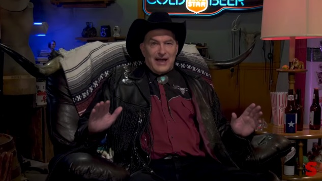 Joe Bob Broke Shudder, but Not Our Hearts