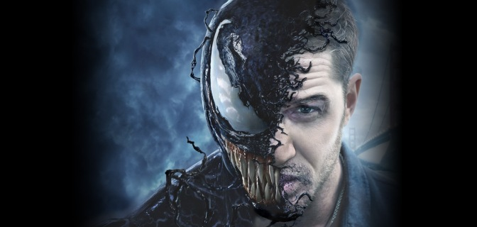 New VENOM Pic Has Fans Drooling For More! The Comic's Coming to Life!