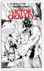 VictorCrowley-VHS3-lineart