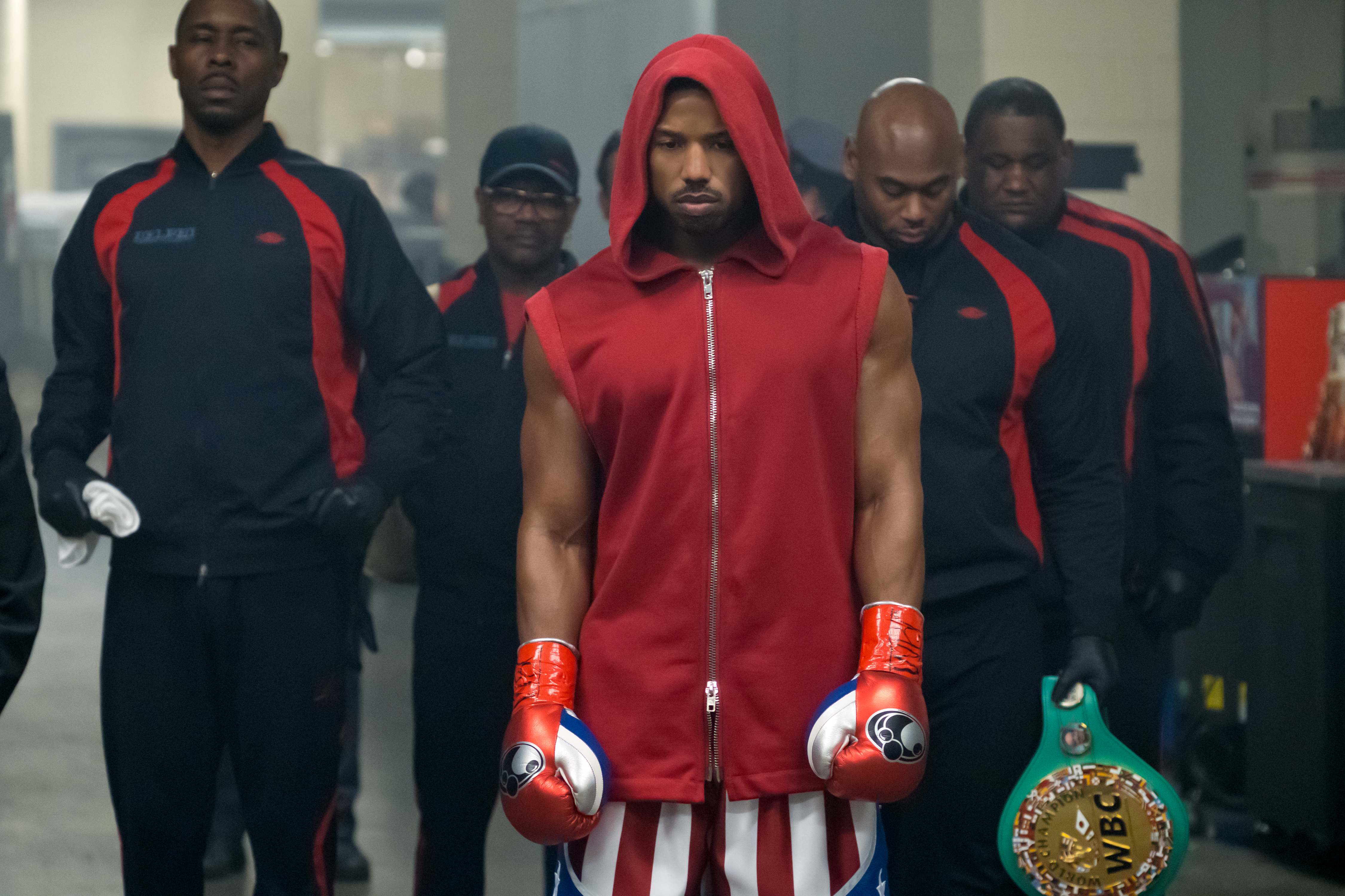 "First Official Images From ""Creed II"" Are Here!"