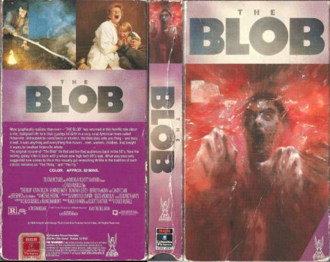 "Creature Features: The Beautiful Practical Effects of 1988's ""The Blob"""