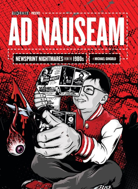 "Upcoming Book ""Ad Nauseam"" Highlights Newsprint Nightmares from the 1980s"
