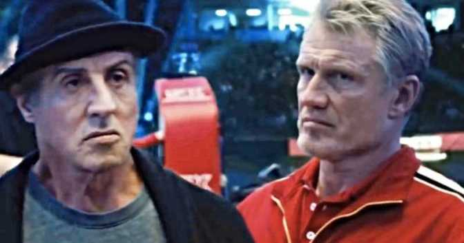"""Rocky and Drago Come Face To Face In Second Trailer For """"Creed II"""""""