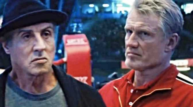 "Rocky and Drago Come Face To Face In Second Trailer For ""Creed II"""