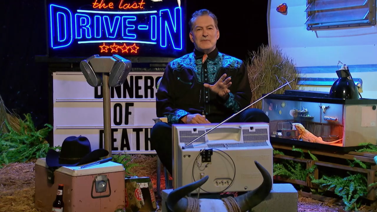 Joe Bob and 'Dinners of Death' Redefined Family